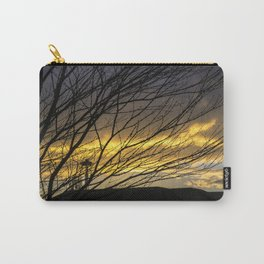 Crouching Tiger, Hidden Space Needle Sunset Carry-All Pouch