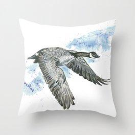 Honker Throw Pillow