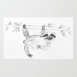 Maya's Sloth Rug