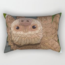 Hang in there buddy Rectangular Pillow