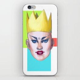 Rpdr - Sasha Velour iPhone Skin