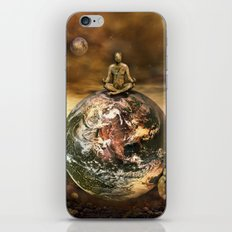 Master of the World iPhone Skin