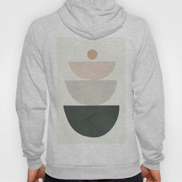 Abstract Minimal Art 24 Hoody