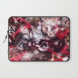 Bengal Cats of the Inner City Graffiti  Laptop Sleeve
