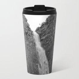 water fall Travel Mug