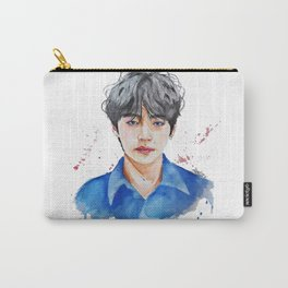 Taehyung watercolor Carry-All Pouch