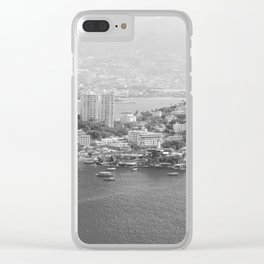 Acapulco, Mexico Clear iPhone Case