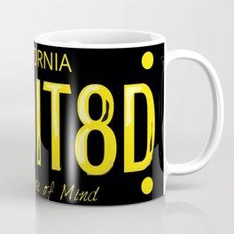 Medit8d - Golden State of Mind Coffee Mug