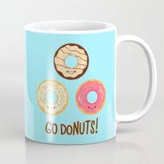 Go doNUTS! Mug