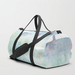 New Zealand Beachscape Duffle Bag