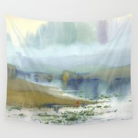 heaven Wall Tapestries featuring Heaven by Ivanushka Tzepesh