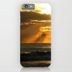 Golden Beach Sunset iPhone 6s Slim Case