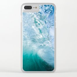 The Motion of the Ocean Clear iPhone Case