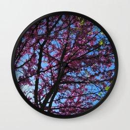 Blossom (1) Wall Clock