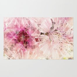 Pink is beautiful - 1 - Afternoon burst Rug