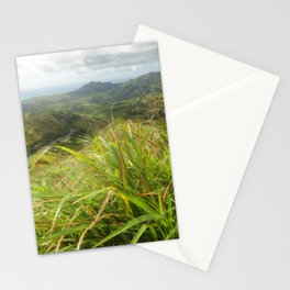 MT. Lam Lam, Guam Stationery Cards