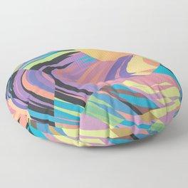 Magnetic Storm Floor Pillow