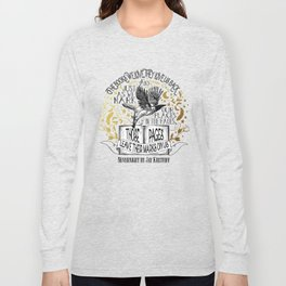 Nevernight - Books Love Us Long Sleeve T-shirt