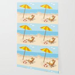 enjoy summer Wallpaper