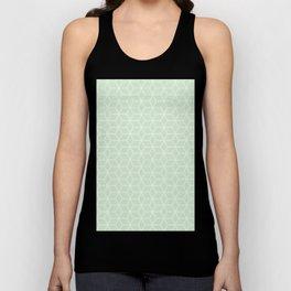 Hive Mind Light Green #395 Unisex Tank Top