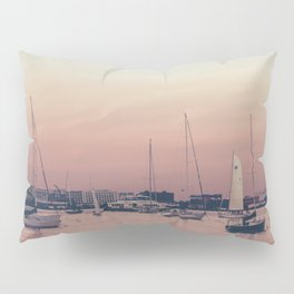 Sailing on the Boston Harbor Pillow Sham