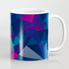 Faceted Shatter Coffee Mug