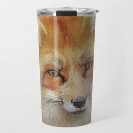 The Red Fox Travel Mug
