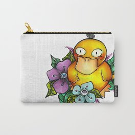 Psyduck being PsyCute Carry-All Pouch