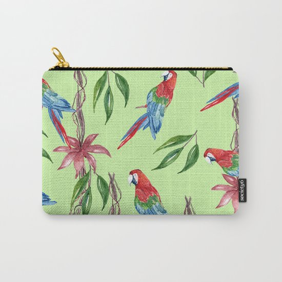 Tropical Summer #2 Carry-All Pouch
