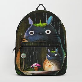 My neighbor Backpack