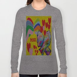 ASL More Love! Long Sleeve T-shirt
