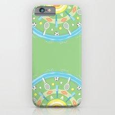 play outdoors mandala iPhone 6s Slim Case