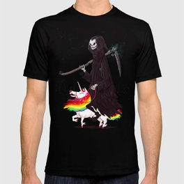 DON'T FEAR THE REAPER T-shirt