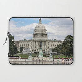 The US Capitol Building Laptop Sleeve
