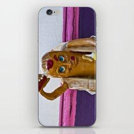 Hot Dog Dressing Up iPhone Skin