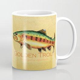 Golden Trout Coffee Mug