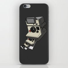 Cam-ception (continuous snapshot) iPhone & iPod Skin
