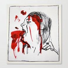 Tit for Tat Canvas Print