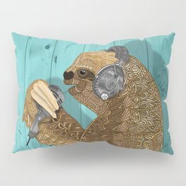 Sloth Song Pillow Sham