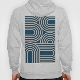 Abstraction_WAVE_GRAPHIC_VISUAL_ART_Minimalism_001 Hoody