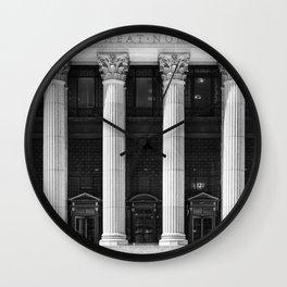 James A Farley Post Office Wall Clock