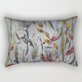 """Thumbnail of the painting """"Autumnal"""" Rectangular Pillow"""