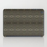 metallic iPad Cases featuring Metallic by Sarah McMahon