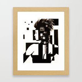 foreshadow (1) Framed Art Print