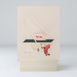 zurich Mini Art Print