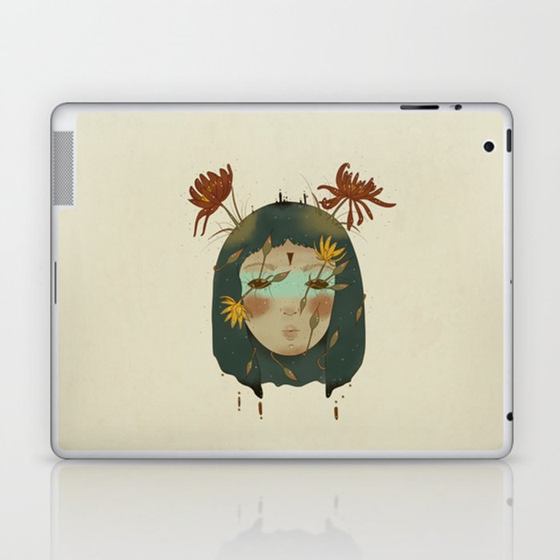Present Laptop & iPad Skin