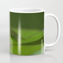 frog and butterfly Coffee Mug