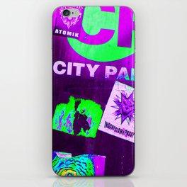City Paper. iPhone Skin