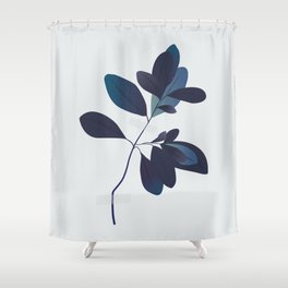 Dried flower Shower Curtain