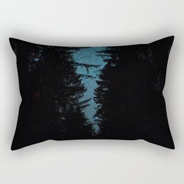 COSMIC ENCOUNTERS, LAKE COWICHAN BC 2K16 Rectangular Pillow